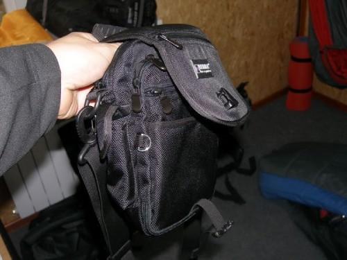 Поясная сумка Terra Incognita V1 коллекции туристического снаряжения 2011 a23b1e5b656d1