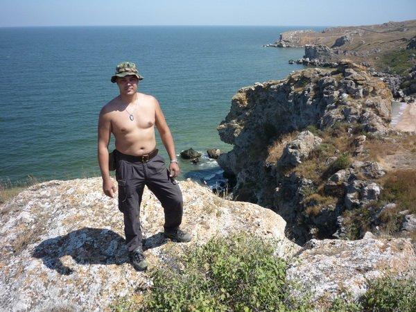побережье Чёрного моря автономное выживание