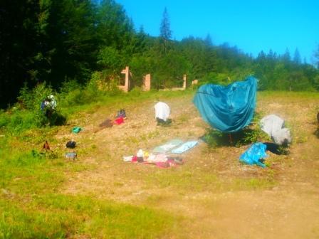 отдых в Карпатах с семьёй и детьми