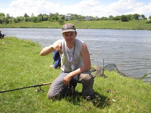 рыбалка в сумском водохранилище