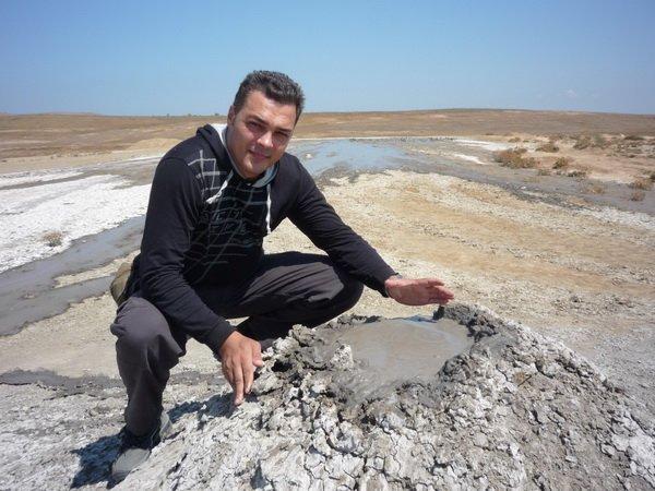 грязевые источники в Крыму