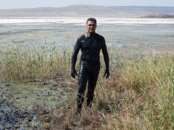 лечебные грязи лиманов Крыма