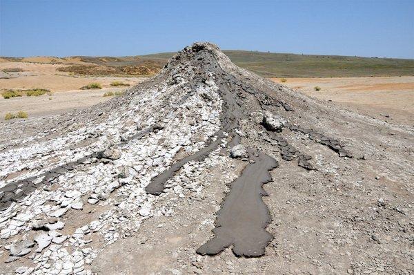 грязевые родники в Крыму