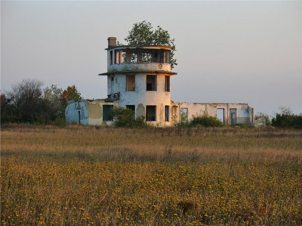 аэродром в Берегово